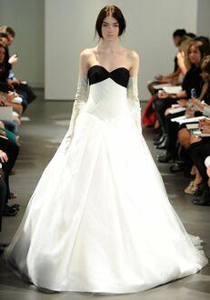 Vera Wang Spring 2014 Look 12 Ball Gown Wedding Dress