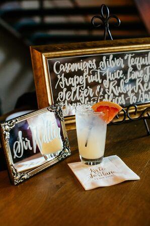 Sir Walter Signature Cocktail