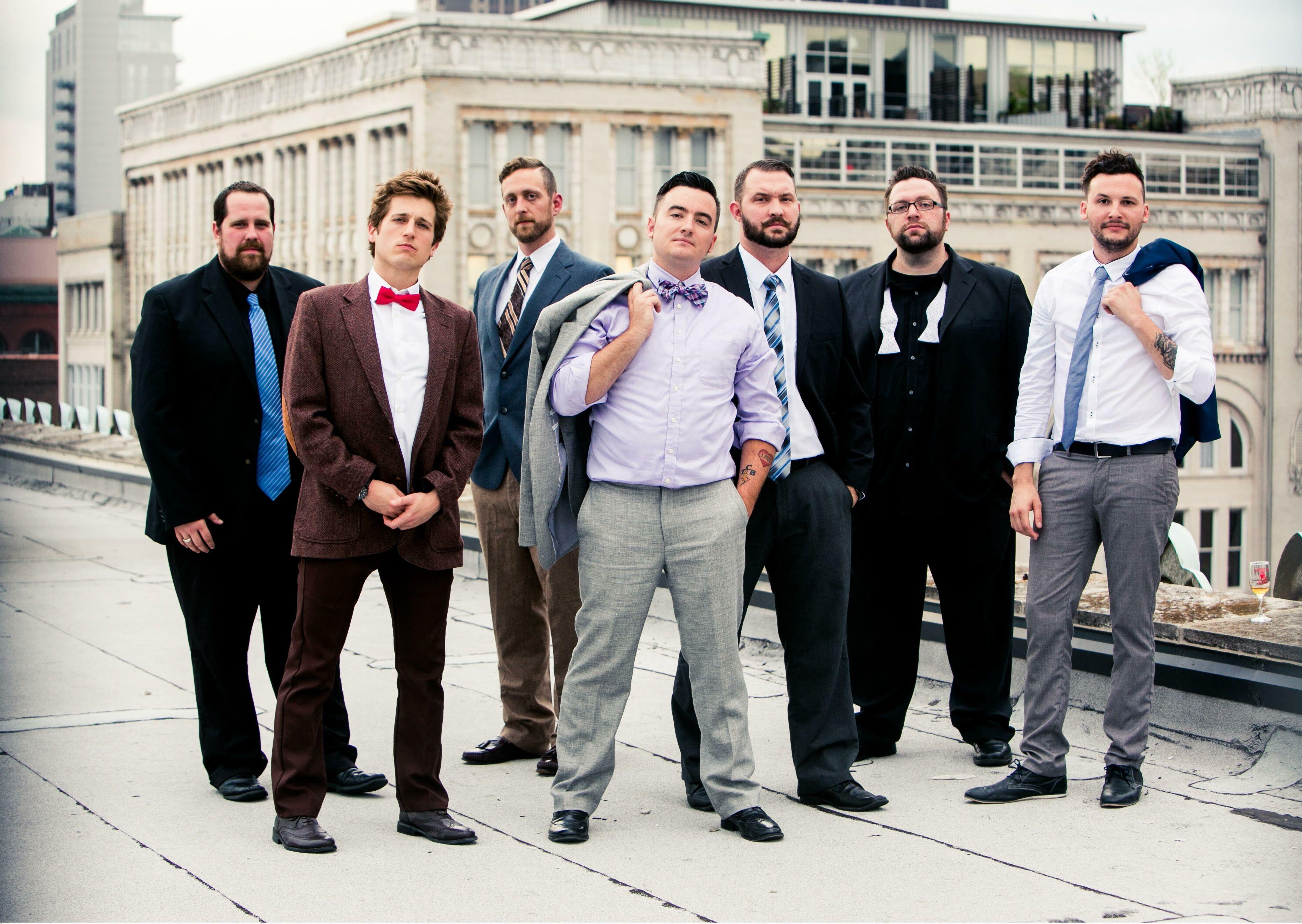 Kansas city bands wedding