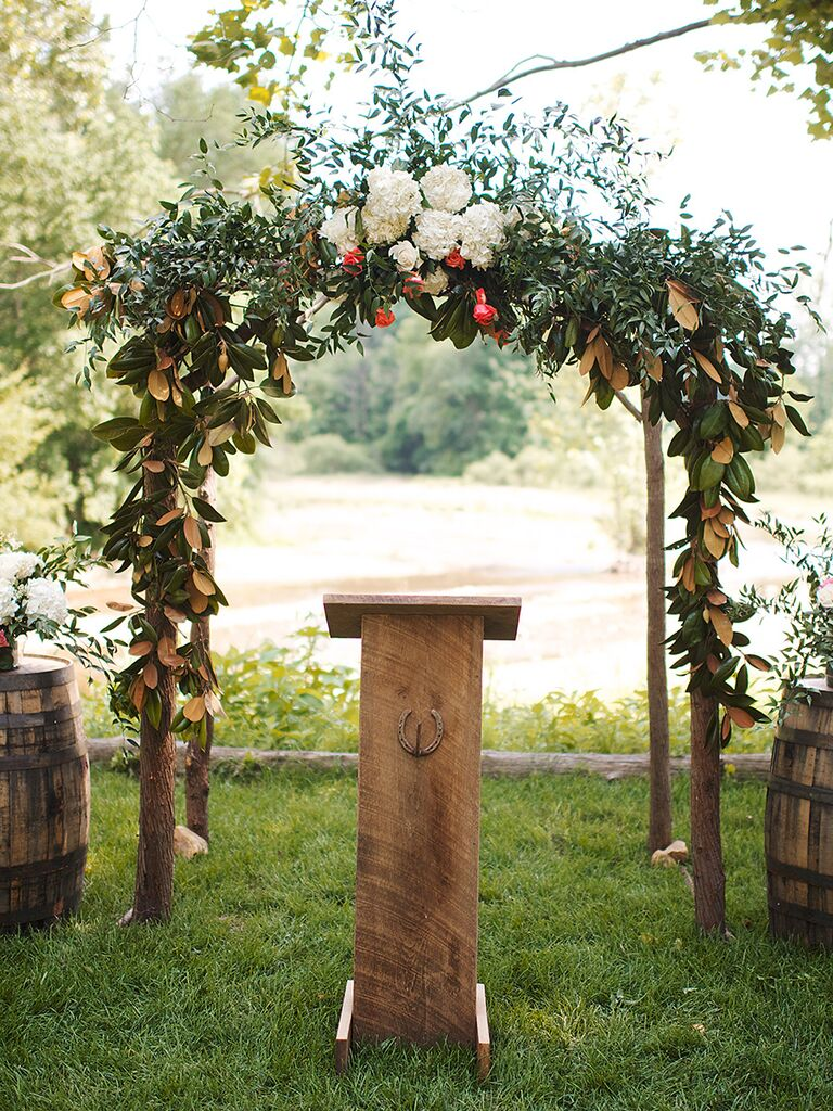 Outdoor Wedding Ideas.19 Ideas For An Outdoor Wedding Arbor