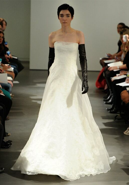 Vera Wang Spring 2014 Look 10 Wedding Dress - The Knot