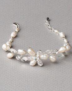 USABride Delicate Freshwater Pearl Bracelet (JB-4824) Wedding Bracelet photo