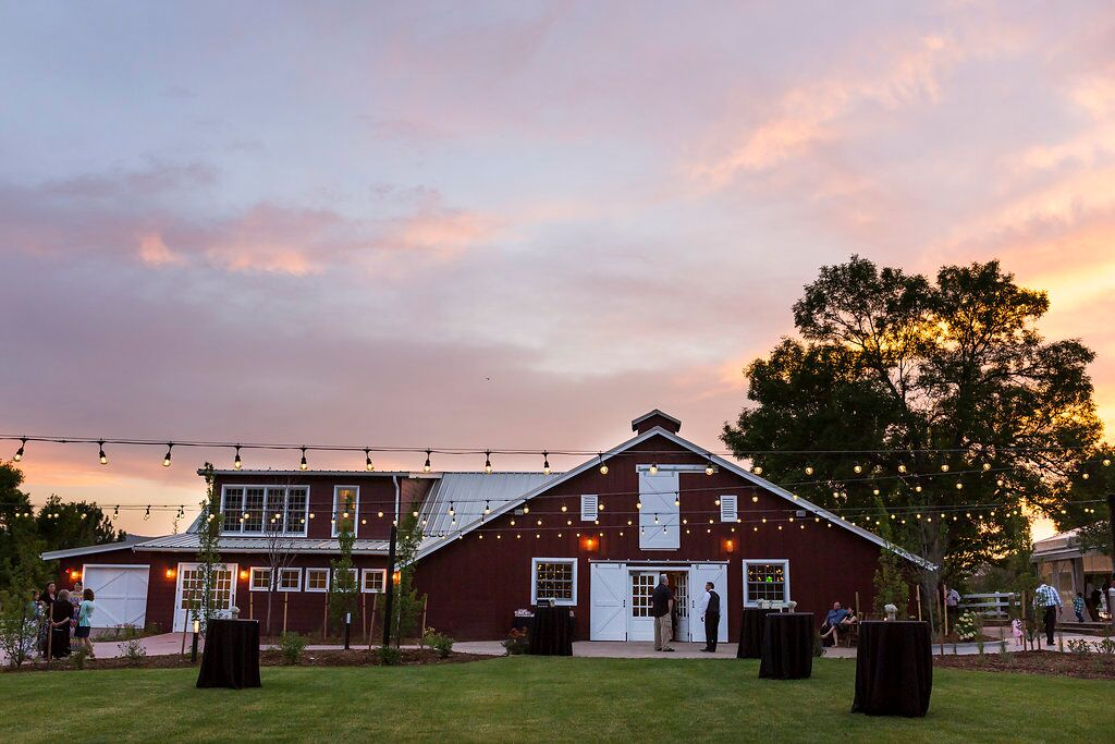 The Barn At Raccoon Creek Reception Venues Littleton Co