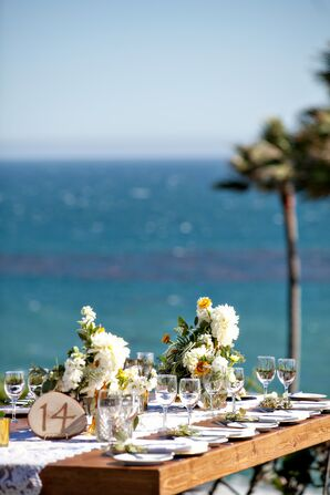 Ocean View Venue in Malibu