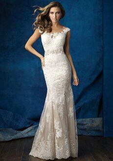 Allure Bridals 9371 Sheath Wedding Dress