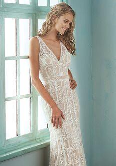 Jasmine Collection F201009 Mermaid Wedding Dress