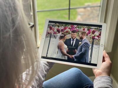 Our Wedding Live Stream
