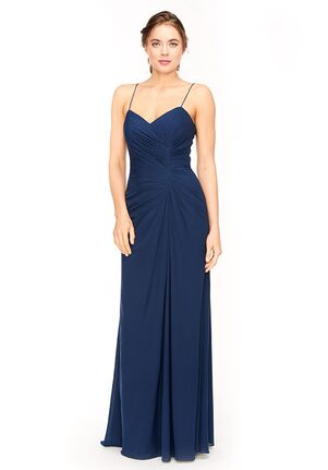 Bari Jay Bridesmaids 1967 V-Neck Bridesmaid Dress