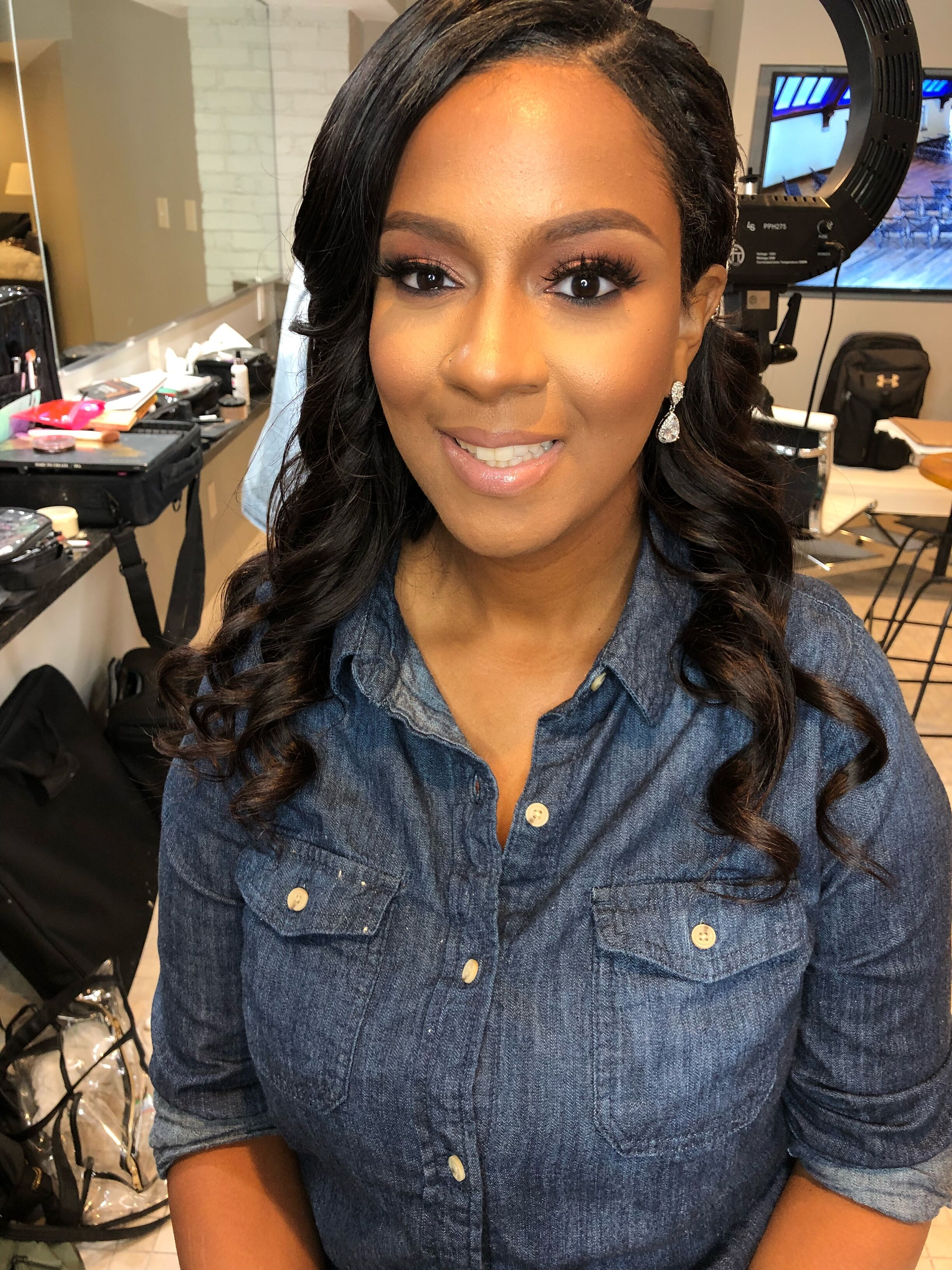 Black Makeup Artist In St Louis Mo