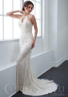 Christina Wu 15646 Sheath Wedding Dress