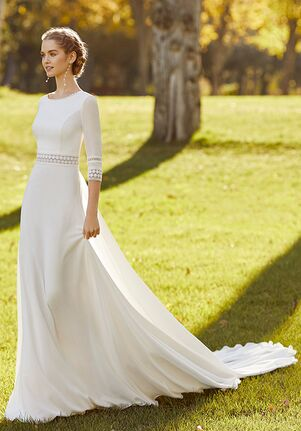 Aire Barcelona KAILAN Sheath Wedding Dress