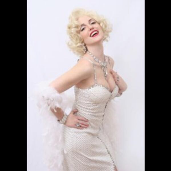 Erika Smith as Marilyn Monroe - Marilyn Monroe Impersonator - Los Angeles, CA