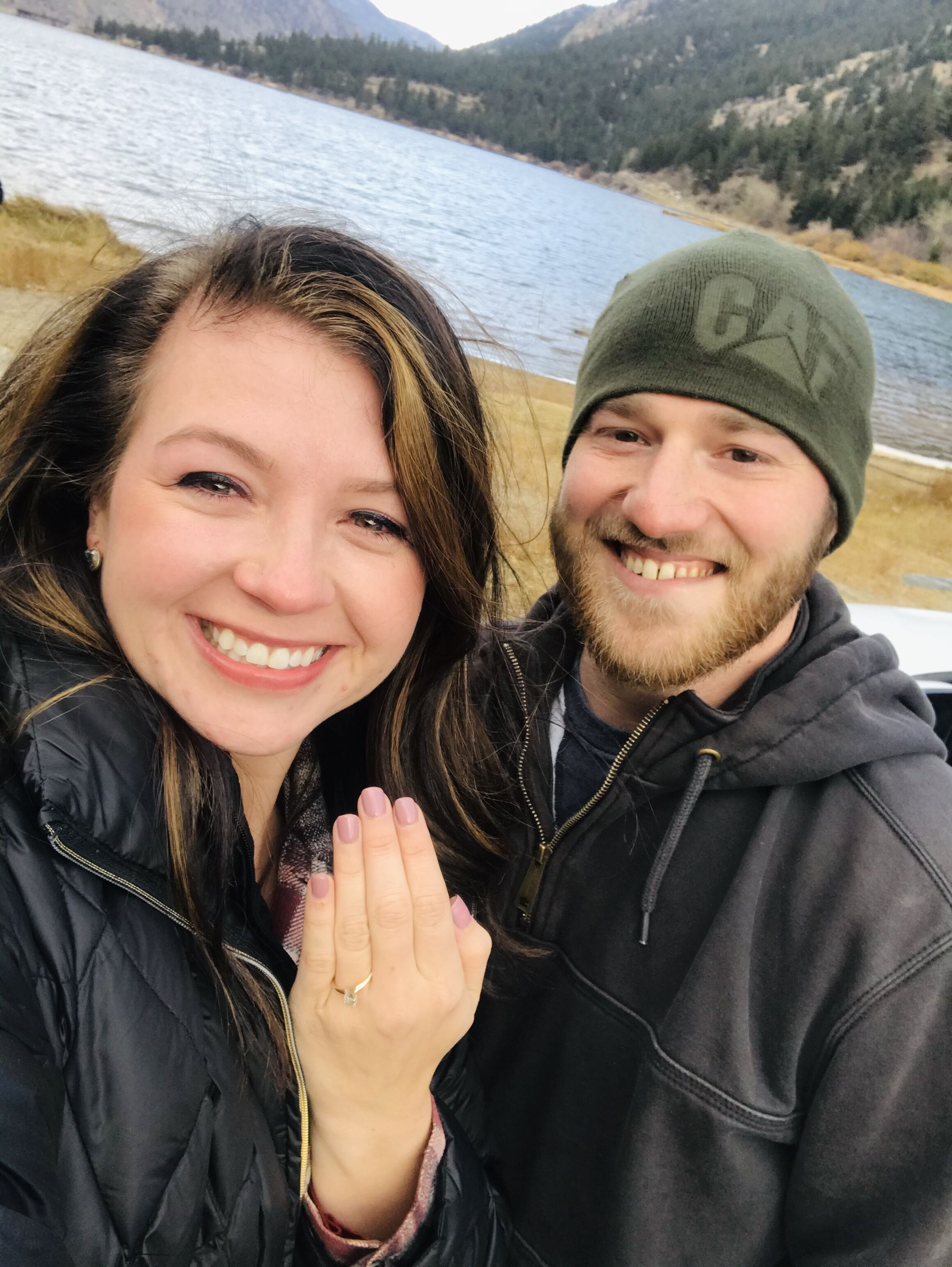 Image 1 of Erica and Benjamin