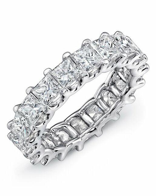Uneek Fine Jewelry ETPC400 Platinum Wedding Ring