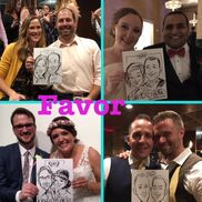 Overland Park, KS Caricaturist | Caricatures By The Fine Tooners And More!!