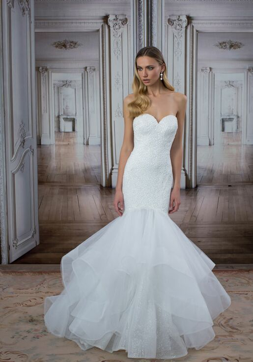 Love By Pnina Tornai For Kleinfeld 14417 Wedding Dress The Knot