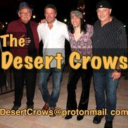 La Quinta, CA 60s Band | Desert Crows