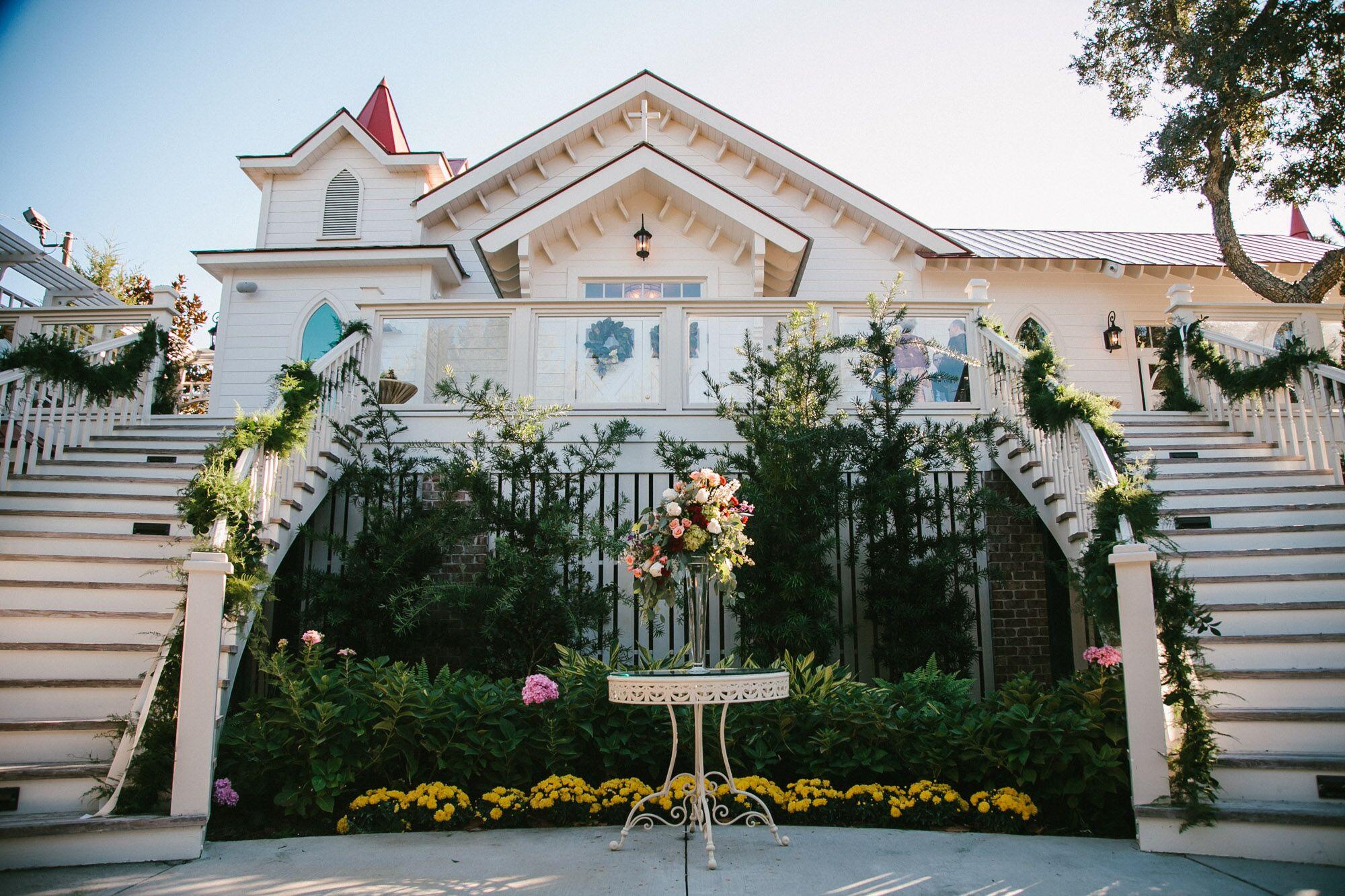 Tybee Island Wedding Chapel Grand Ballroom