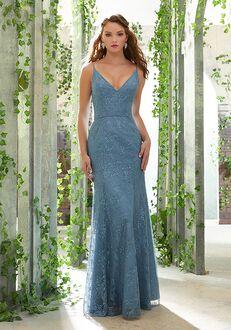 Morilee by Madeline Gardner Bridesmaids 21610 V-Neck Bridesmaid Dress