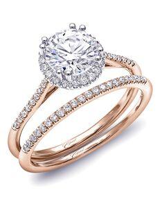 Coast Diamond Cut Engagement Ring