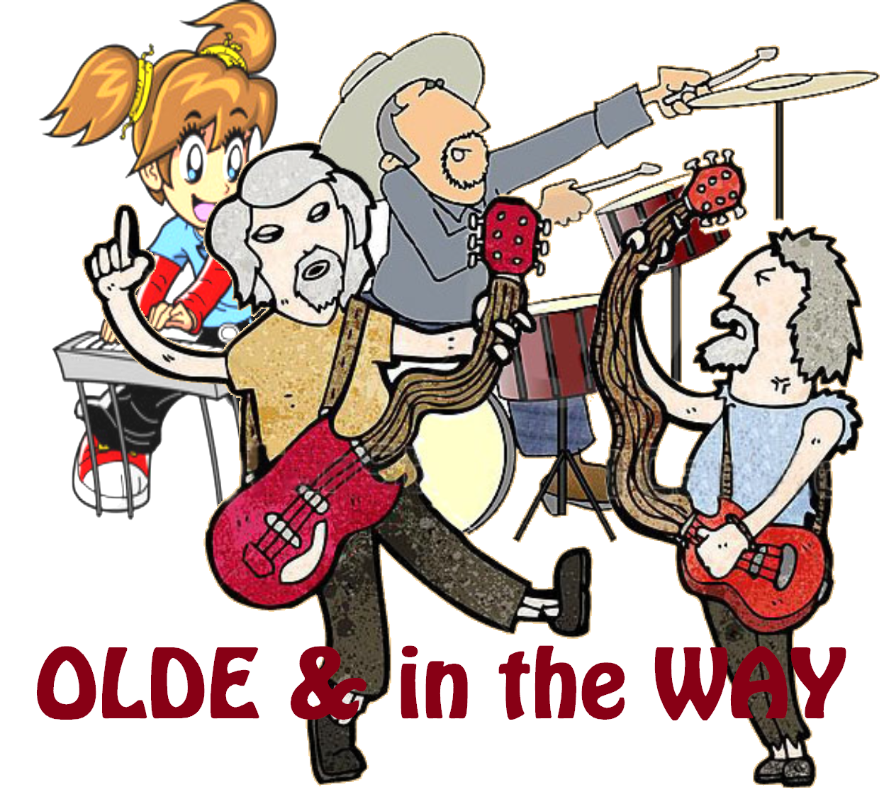 Olde & in the Way Band - Oldies Band - Albuquerque, NM