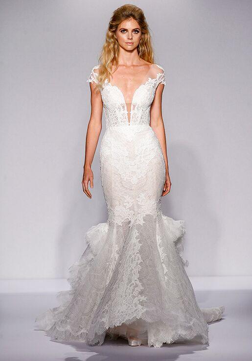 Pnina Tornai For Kleinfeld 4444 Mermaid Wedding Dress