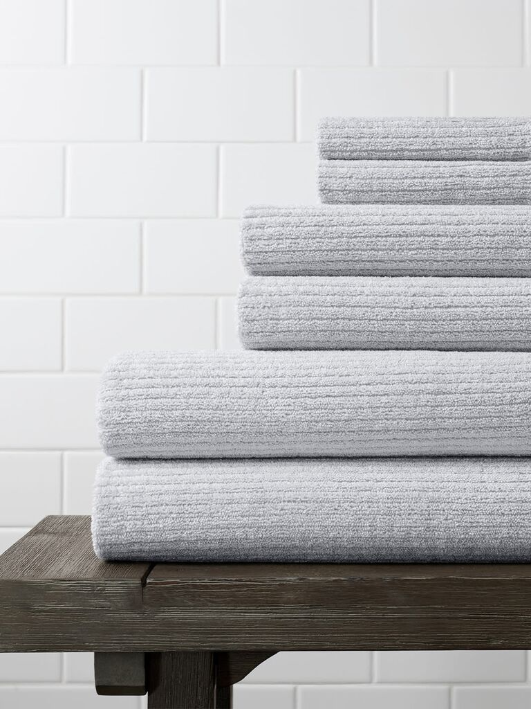 Spa towels for couples