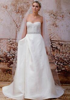 Monique Lhuillier Maxfield A-Line Wedding Dress