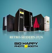 Lawrence, KS Photo Booth Rental | Big Happy Photo Booth