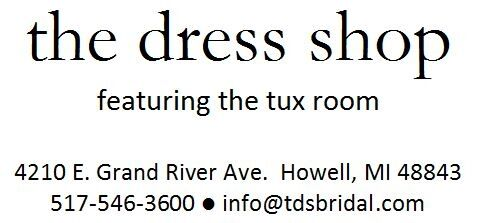 The Dress Shop featuring The Tux Room - Howell, MI