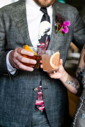 Casual Margarita Signature Cocktails