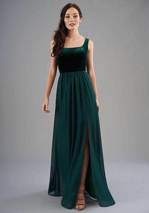 B2 Bridesmaids by Jasmine B203055 Square Bridesmaid Dress