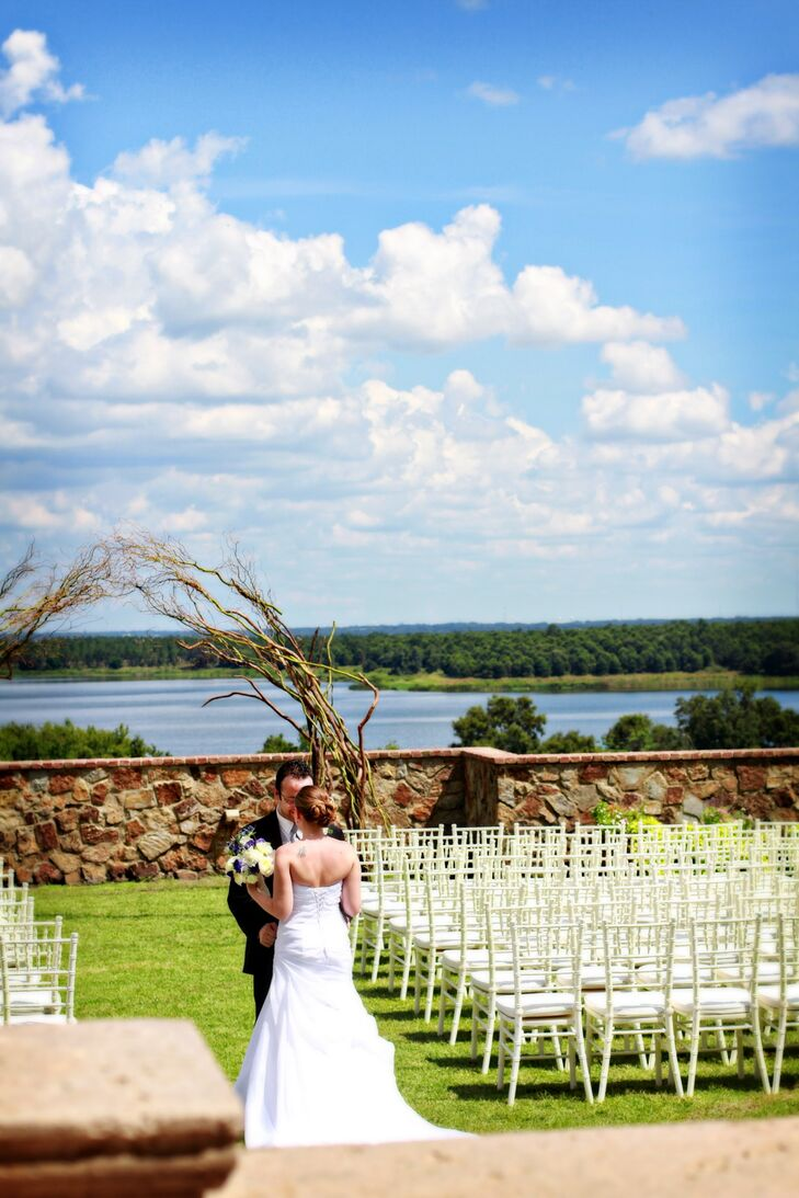 Picturesque Natural Ceremony Landscape