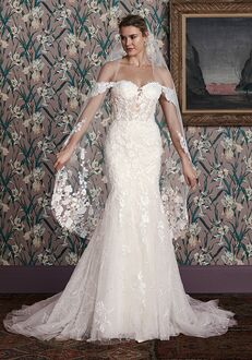 Justin Alexander Signature Parker Mermaid Wedding Dress