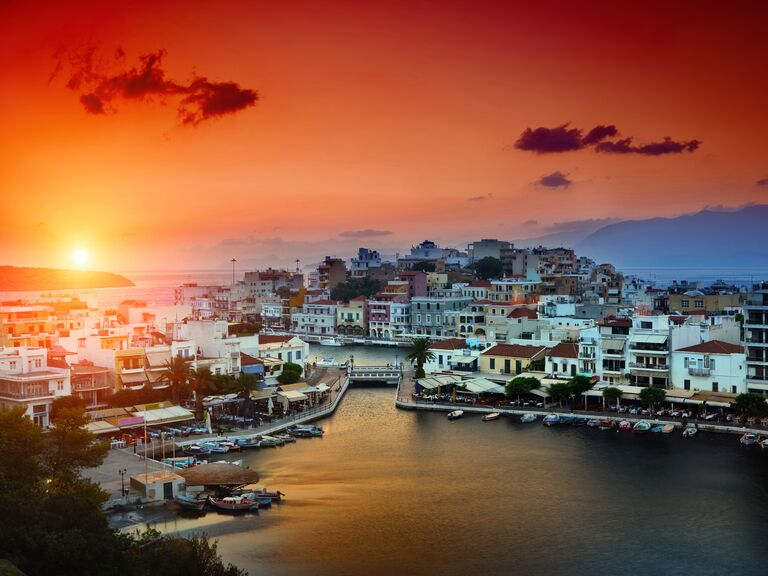 Crete Honeymoon Weather And Travel Guide