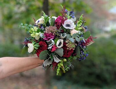 Mews Designs Wedding Florist
