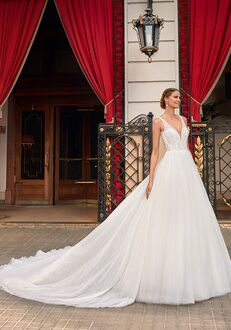 Aire Barcelona INOA Ball Gown Wedding Dress