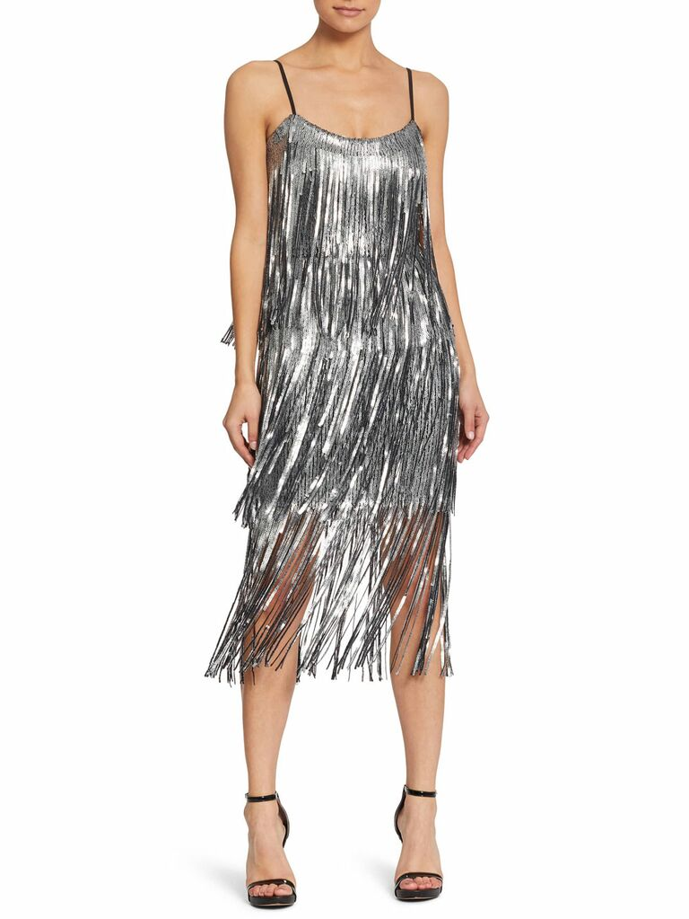 Roxy fringe dress