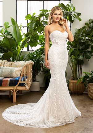 Beloved by Casablanca Bridal BL317 Parker Mermaid Wedding Dress