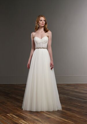 Martina Liana Cate+Scout A-Line Wedding Dress