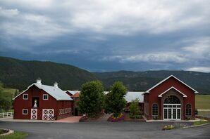 Crooked Willow Farms in Larkspur, Colorado, Wedding Venue