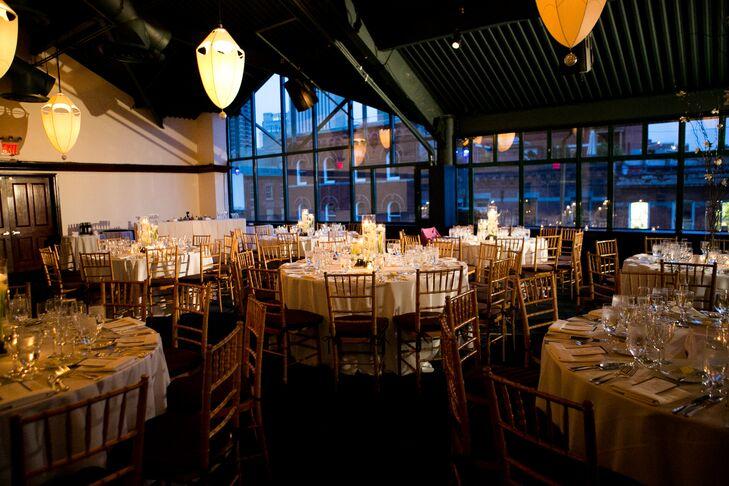 Classic, Modern Reception at Bridgewater's