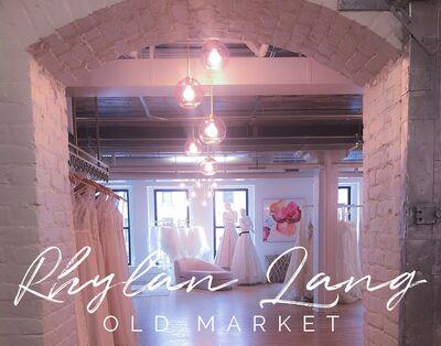 Rhylan Lang Bridal | Old Market
