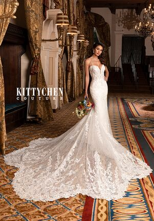 KITTYCHEN Couture MILAN, K2030 Mermaid Wedding Dress