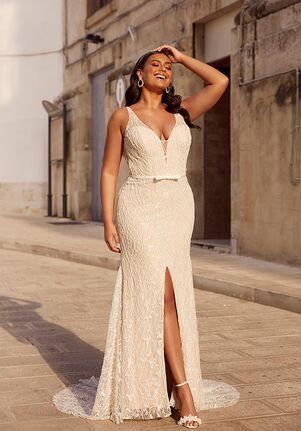 Madi Lane ML13567 | Milan Sheath Wedding Dress