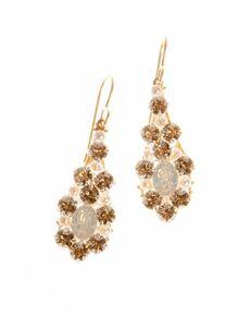 MEG Jewelry Goldie earrings Wedding Earring photo
