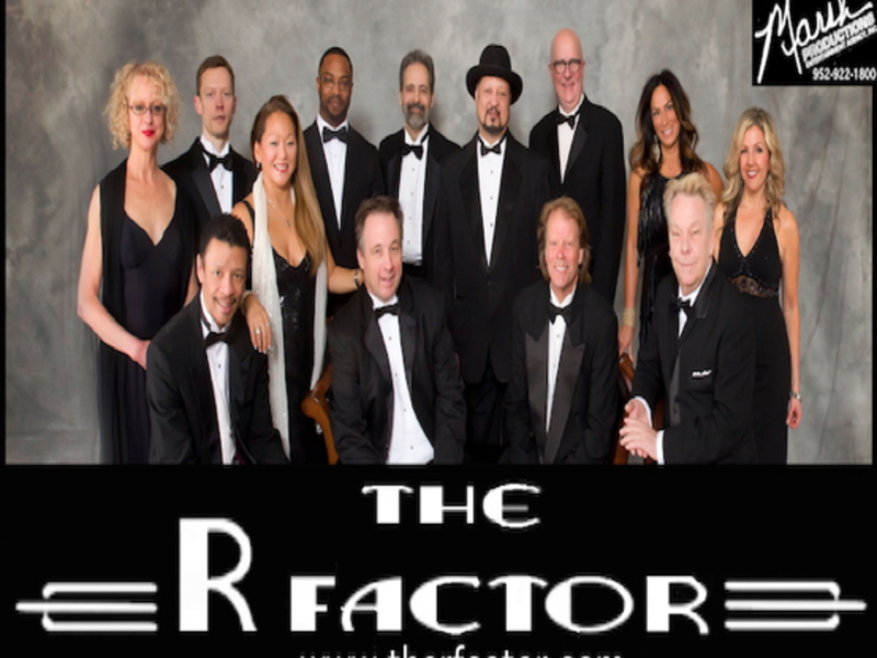 The R Factor Formerly Rupert's Orchestra - Cover Band - Minneapolis, MN