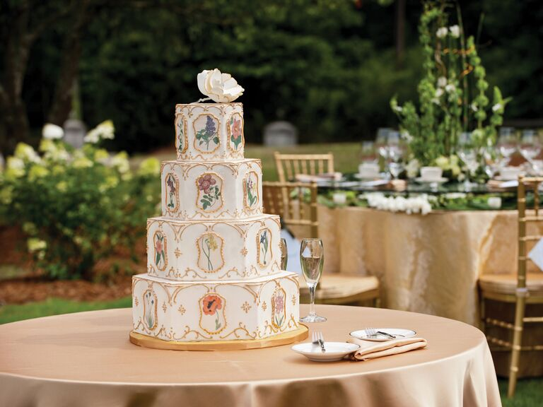 9 Ways To Save On Your Wedding Cake - Wedding Cake Costs