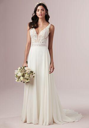 Rebecca Ingram MILDRED A-Line Wedding Dress