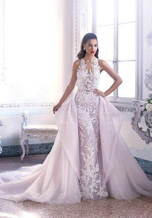 Platinum by Demetrios DP400 - Louise Sheath Wedding Dress